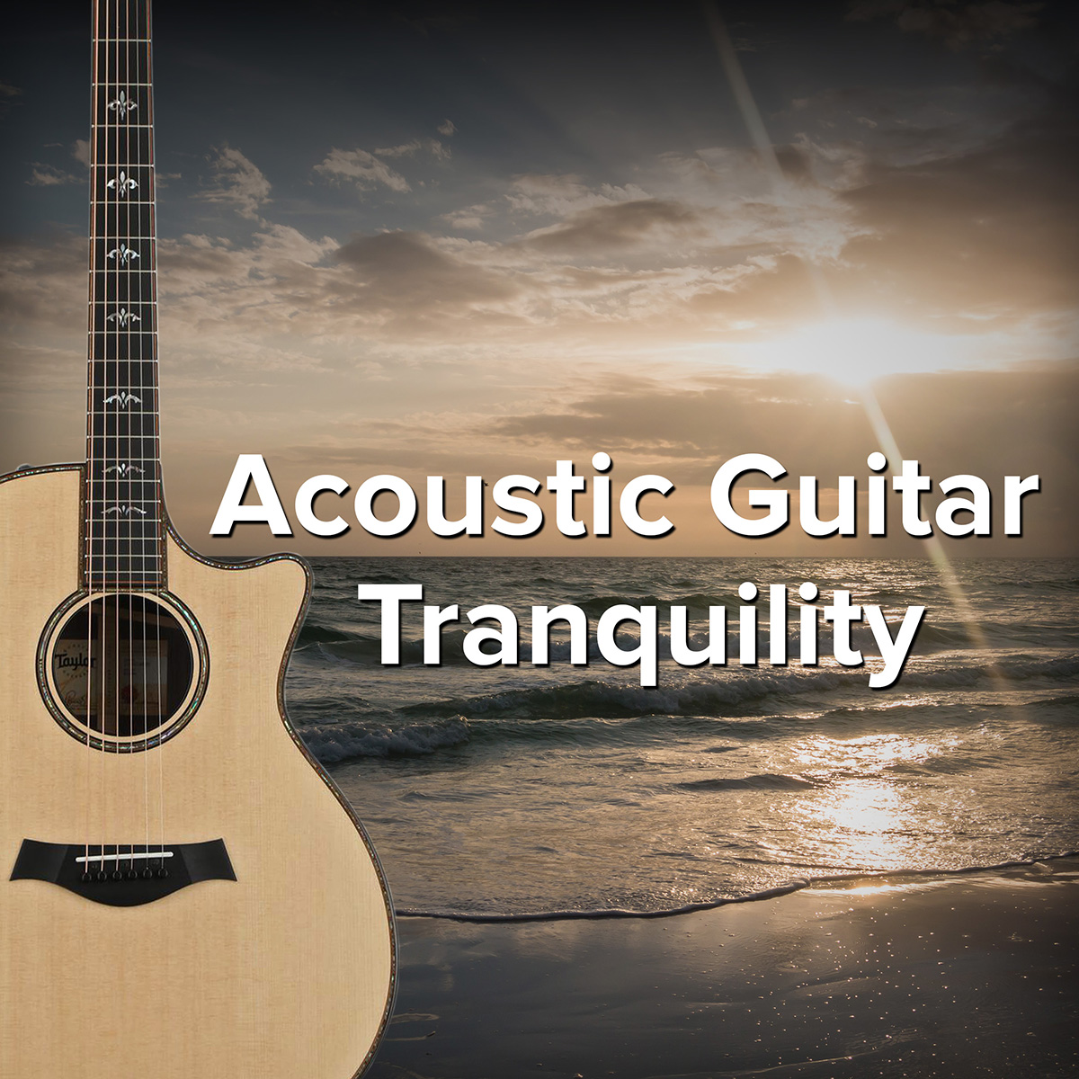 Acoustic Guitar Tranquility: Relaxing Instrumental Guitar Playlist