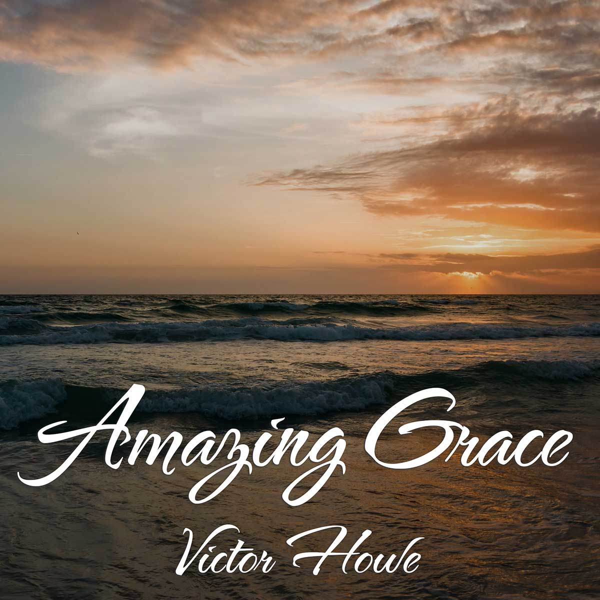 Amazing Grace by Victor Howe Fingerstyle Acoustic Guitar Instrumental