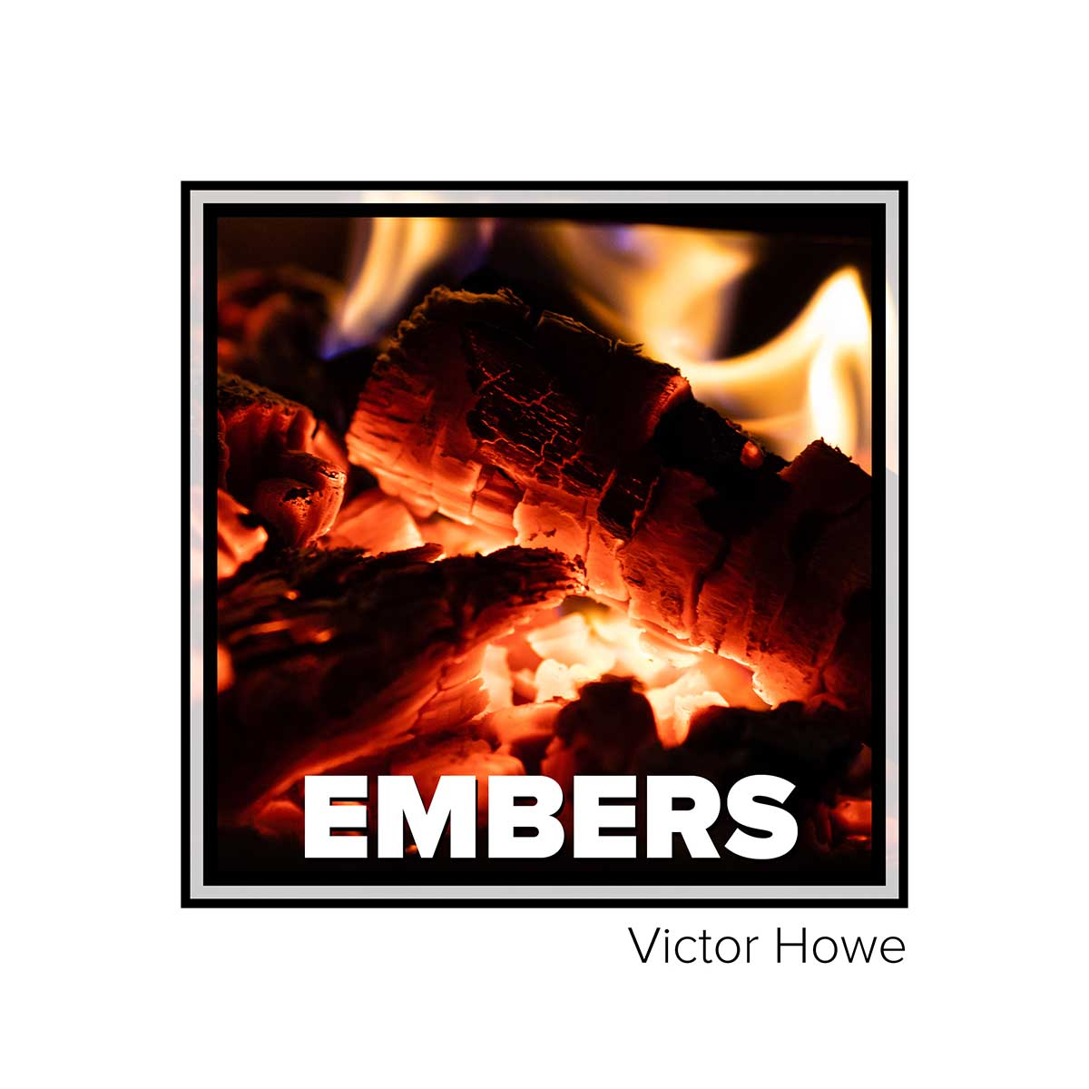 Embers by Victor Howe Solo Classical Guitar Instrumental