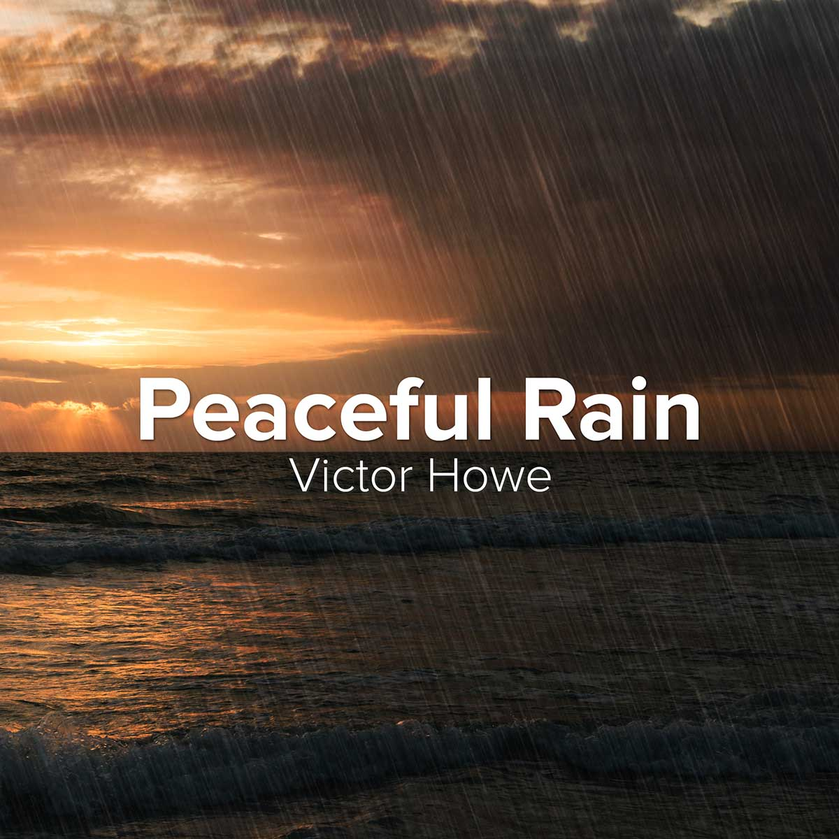 Peaceful Rain by Victor Howe Classical Guitar Instrumental