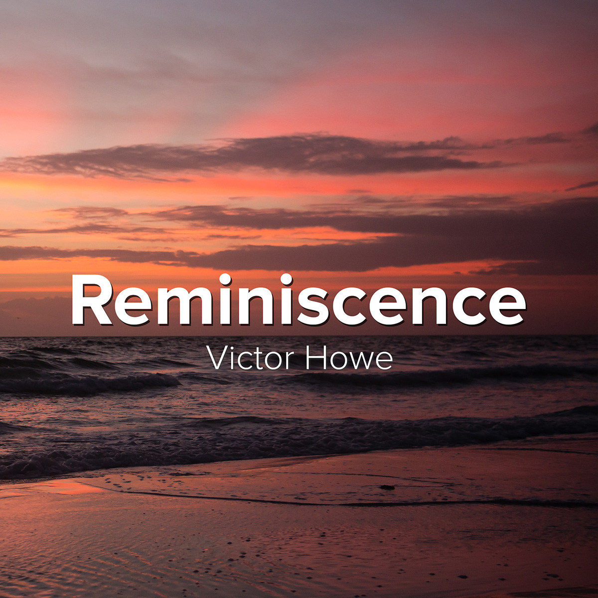 Reminiscence by Victor Howe Solo Classical Guitar Instrumental